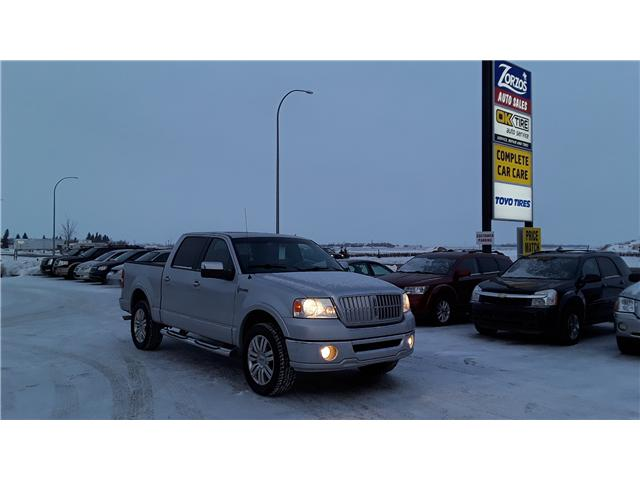 2006 Lincoln Mark LT Base (Stk: P393) in Brandon - Image 1 of 12