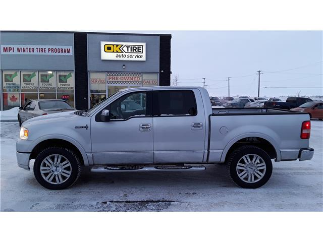 2006 Lincoln Mark LT Base (Stk: P393) in Brandon - Image 7 of 12