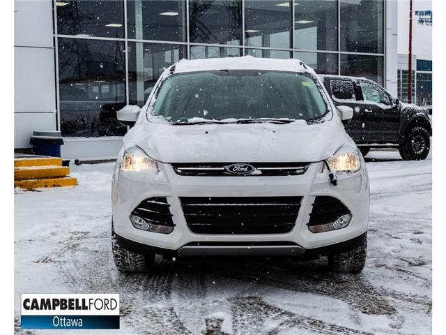 2015 Ford Escape SE AWD---2.O LITER--SALE PRICED (Stk: 946470) in Ottawa - Image 2 of 19