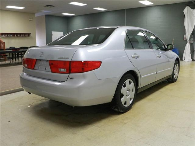 2005 Honda Accord LX V6 (Stk: 186490) in Kitchener - Image 3 of 25