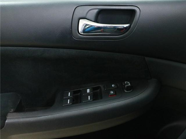 2005 Honda Accord LX V6 (Stk: 186490) in Kitchener - Image 11 of 25