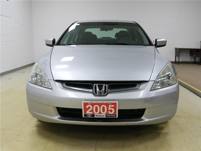 2005 Honda Accord LX V6 (Stk: 186490) in Kitchener - Image 17 of 25