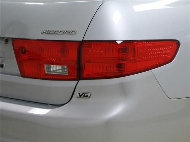 2005 Honda Accord LX V6 (Stk: 186490) in Kitchener - Image 20 of 25