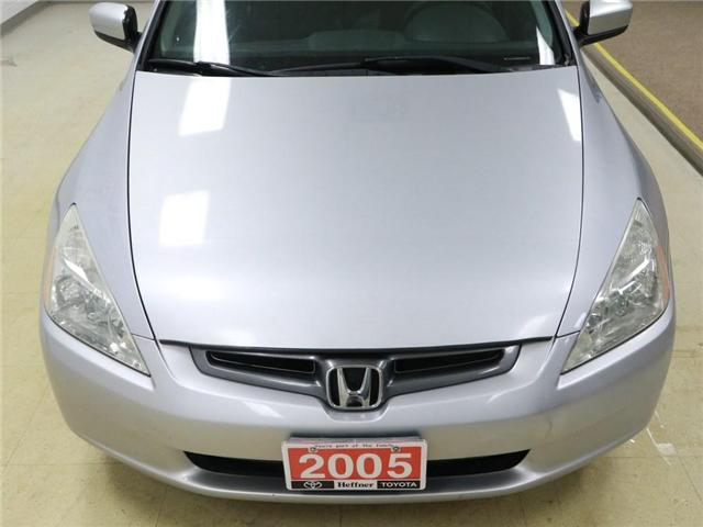 2005 Honda Accord LX V6 (Stk: 186490) in Kitchener - Image 21 of 25