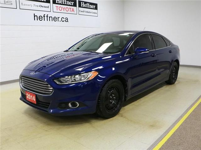 2014 Ford Fusion SE (Stk: 186540) in Kitchener - Image 1 of 28