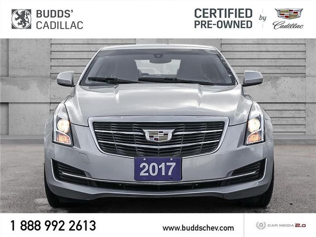2017 Cadillac ATS 2.0L Turbo (Stk: AT7025L) in Oakville - Image 2 of 25