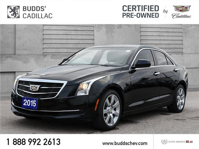 2015 Cadillac ATS 2.5L (Stk: AT5073PL) in Oakville - Image 1 of 25