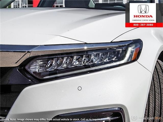 2019 Honda Accord Touring 1.5T (Stk: 19445) in Cambridge - Image 10 of 24