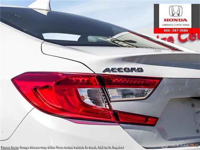 2019 Honda Accord Touring 1.5T (Stk: 19445) in Cambridge - Image 11 of 24