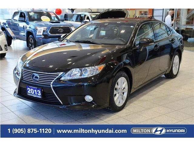 2013 Lexus ES 300h Base (Stk: 003741) in Milton - Image 1 of 41
