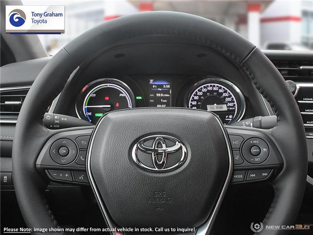 2019 Toyota Camry Hybrid SE (Stk: 57813) in Ottawa - Image 13 of 23
