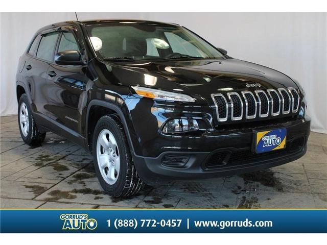 2016 Jeep Cherokee Sport (Stk: 138878) in Milton - Image 1 of 41