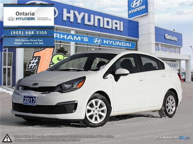 2017 Kia Rio LX+ / Automatic (Stk: 12661K) in Whitby - Image 1 of 27