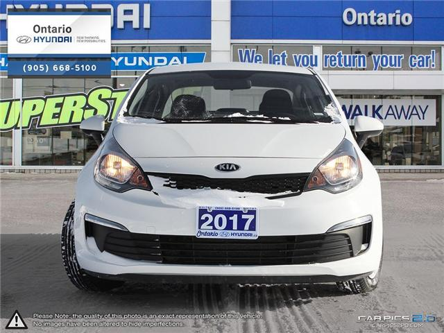 2017 Kia Rio LX+ / Automatic (Stk: 12661K) in Whitby - Image 2 of 27