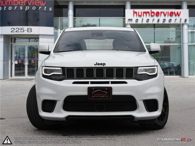 2018 Jeep Grand Cherokee Trackhawk (Stk: 18HMS652) in Mississauga - Image 2 of 27