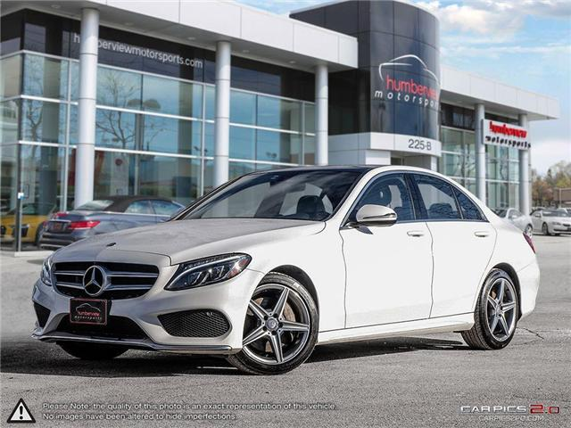 2016 Mercedes-Benz C-Class Base (Stk: 18MSC793) in Mississauga - Image 1 of 29