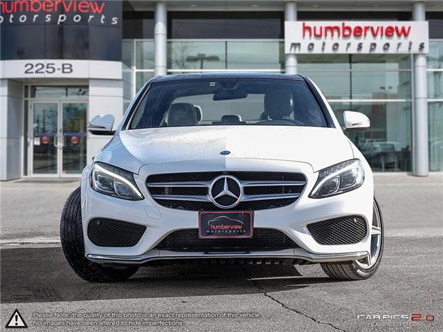 2016 Mercedes-Benz C-Class Base (Stk: 18MSC793) in Mississauga - Image 2 of 29