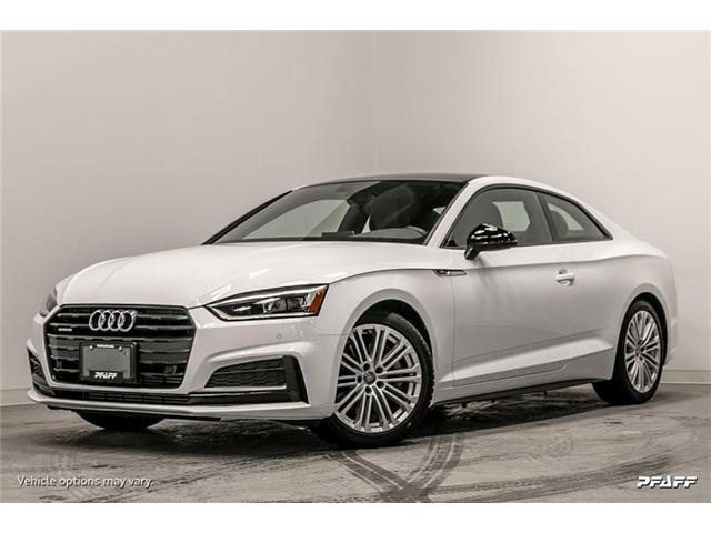 2019 Audi A5 45 Progressiv (Stk: T16016) in Vaughan - Image 1 of 22