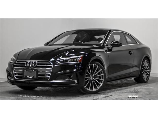 2019 Audi A5 45 Tecknik (Stk: T16120) in Vaughan - Image 1 of 19