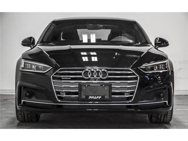 2019 Audi A5 45 Tecknik (Stk: T16120) in Vaughan - Image 2 of 19