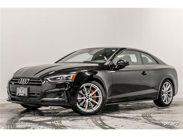 2019 Audi S5 3.0T Technik (Stk: T16248) in Vaughan - Image 1 of 21