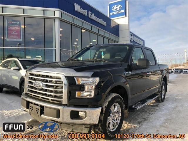 2017 Ford F-150 XLT (Stk: P0845) in Edmonton - Image 1 of 27