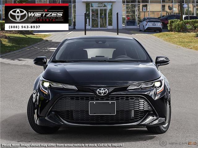 2019 Toyota Corolla Hatchback CVT (Stk: 68032) in Vaughan - Image 2 of 24
