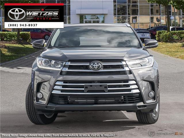 2019 Toyota Highlander Limited AWD (Stk: 68011) in Vaughan - Image 2 of 24