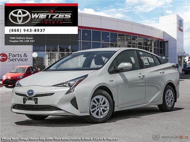 2018 Toyota Prius Base (Stk: 68031) in Vaughan - Image 1 of 23