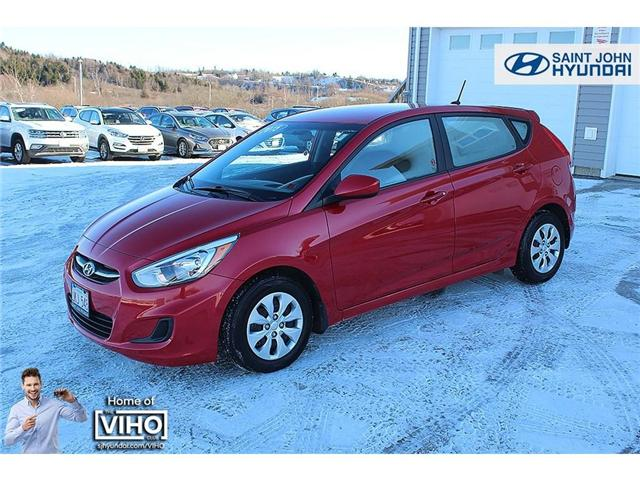 2015 Hyundai Accent GL (Stk: 92474A) in Saint John - Image 2 of 19