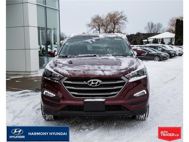 2016 Hyundai Tucson  (Stk: 19105A) in Rockland - Image 2 of 20