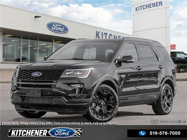 2019 Ford Explorer Sport (Stk: D92420) in Kitchener - Image 1 of 23