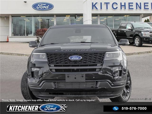 2019 Ford Explorer Sport (Stk: D92420) in Kitchener - Image 2 of 23