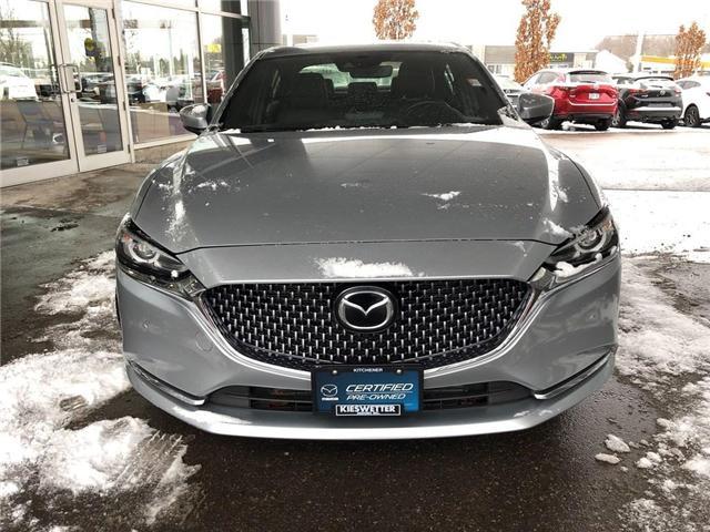 2018 Mazda MAZDA6 Signature (Stk: 35151*) in Kitchener - Image 9 of 30