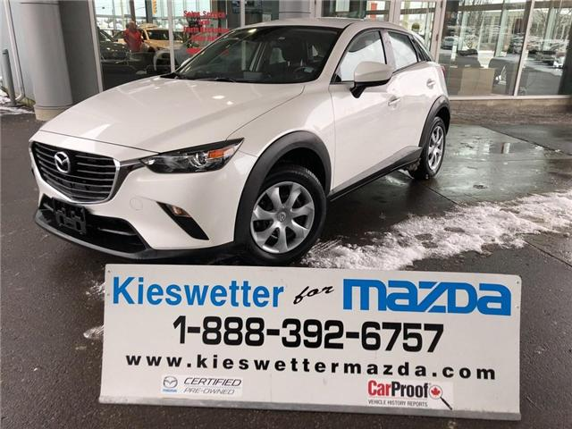 2018 Mazda CX-3 GX (Stk: 35156A*) in Kitchener - Image 1 of 22
