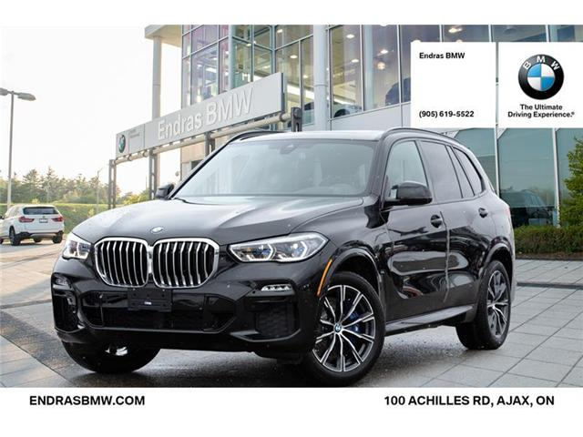 2019 BMW X5 xDrive40i (Stk: 52465) in Ajax - Image 1 of 22