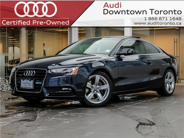2014 Audi A5 2.0 Komfort (Stk: 180979A) in Toronto - Image 1 of 9