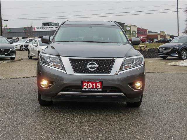 2015 Nissan Pathfinder  (Stk: P5009) in Ajax - Image 2 of 26