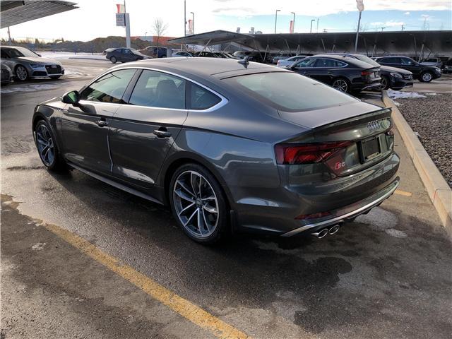 2018 Audi S5 3.0T Technik (Stk: N4927) in Calgary - Image 3 of 24