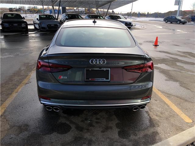 2018 Audi S5 3.0T Technik (Stk: N4927) in Calgary - Image 4 of 24