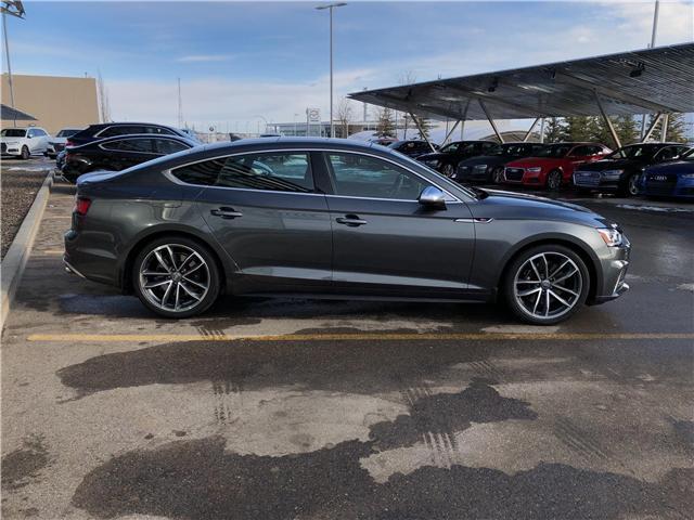 2018 Audi S5 3.0T Technik (Stk: N4927) in Calgary - Image 6 of 24