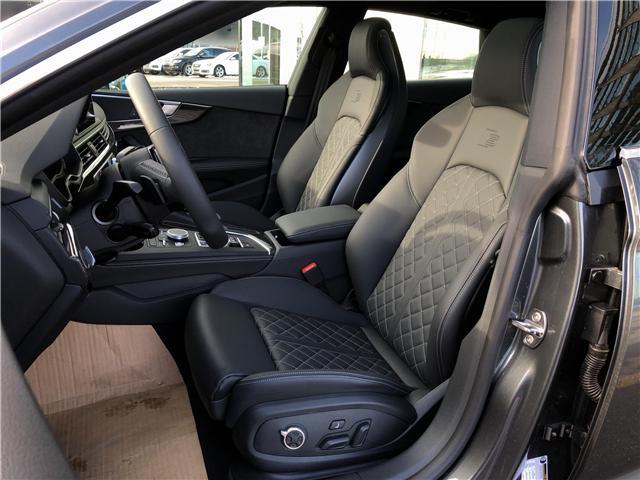 2018 Audi S5 3.0T Technik (Stk: N4927) in Calgary - Image 8 of 24