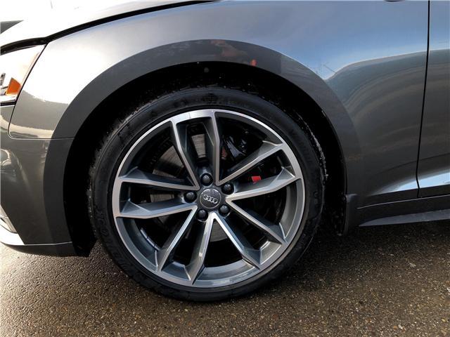 2018 Audi S5 3.0T Technik (Stk: N4927) in Calgary - Image 23 of 24