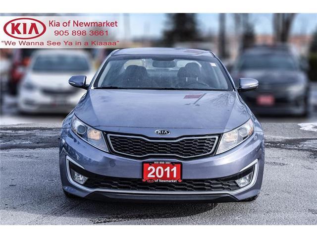 2011 Kia Optima Hybrid Premium (Stk: 180630A) in Newmarket - Image 2 of 20