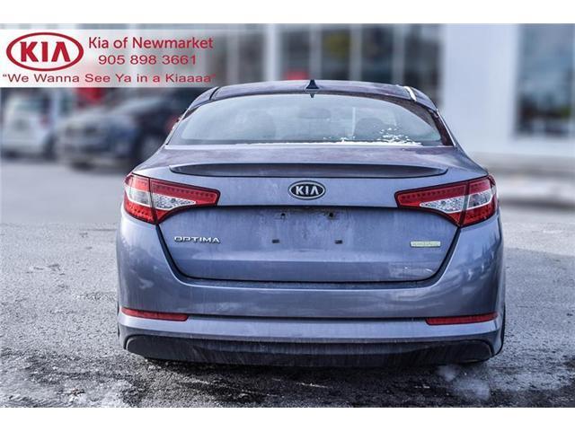 2011 Kia Optima Hybrid Premium (Stk: 180630A) in Newmarket - Image 6 of 20