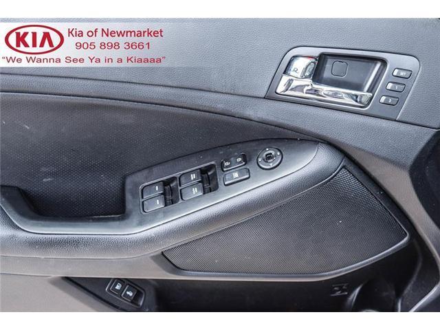 2011 Kia Optima Hybrid Premium (Stk: 180630A) in Newmarket - Image 7 of 20