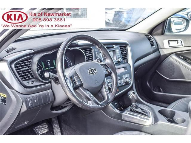 2011 Kia Optima Hybrid Premium (Stk: 180630A) in Newmarket - Image 8 of 20