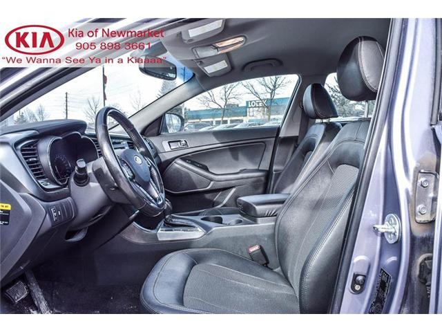 2011 Kia Optima Hybrid Premium (Stk: 180630A) in Newmarket - Image 9 of 20
