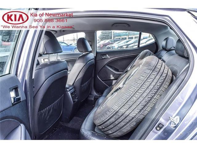 2011 Kia Optima Hybrid Premium (Stk: 180630A) in Newmarket - Image 10 of 20