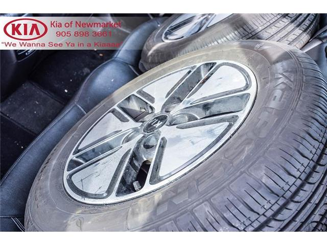 2011 Kia Optima Hybrid Premium (Stk: 180630A) in Newmarket - Image 11 of 20
